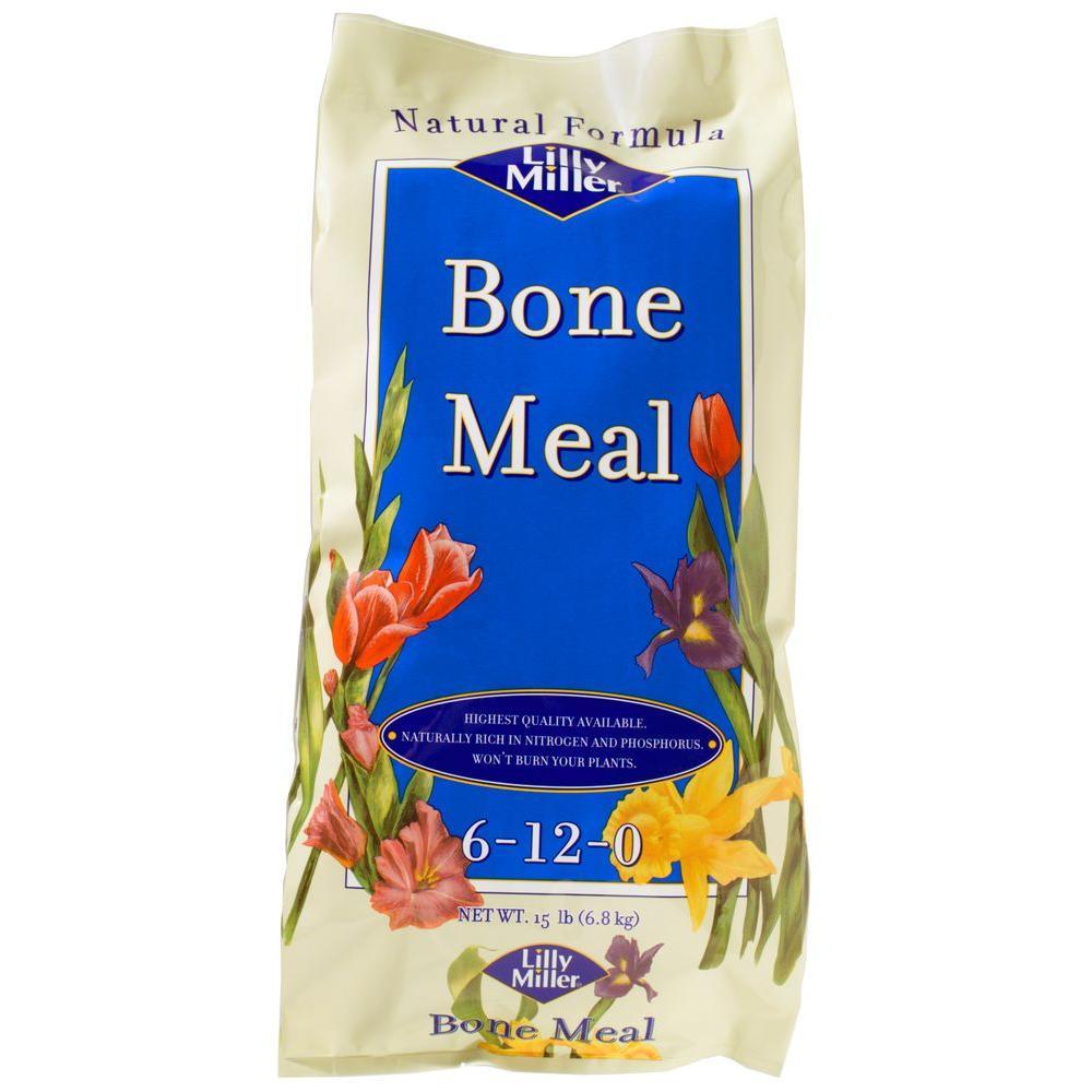 Lilly Miller 15 lb. Bone Meal Lawn Fertilizer