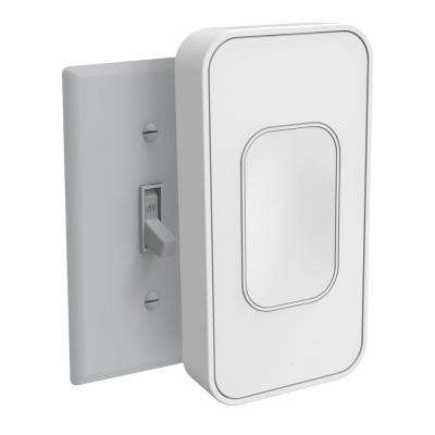 Light Switch Toggle in White