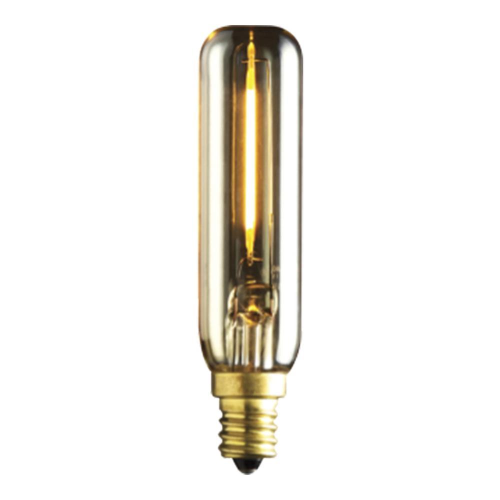 40-Watt Equivalent T6 Dimmable LED Light Bulb