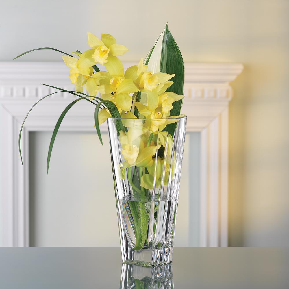 Art Deco 11 in. Decorative Vase