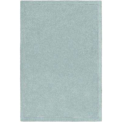 Silk Route Rainey Light Blue 9 ft. x 12 ft. Indoor Area Rug