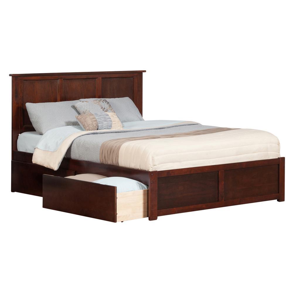Storage - Beds & Headboards - Bedroom Furniture - The Home Depot