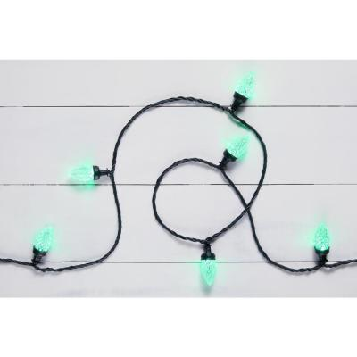 24 C9 Christmas Lightshow LED Light String with 140 Effects