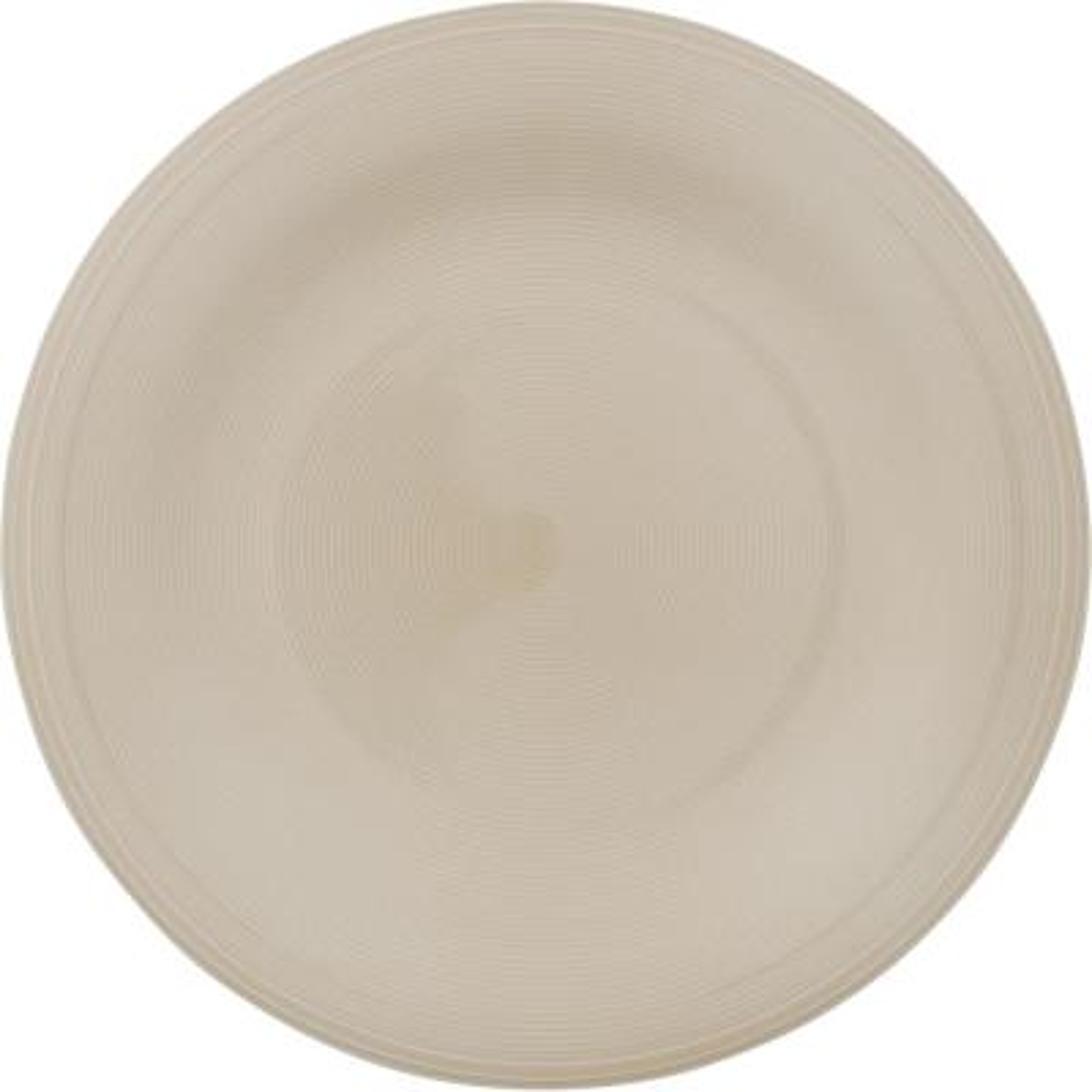Color Loop Sand 11-1/4 in. Dinner Plate