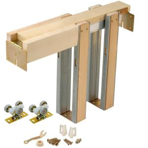 Delicieux Pocket Door Frame For 2x4 Stud Wall