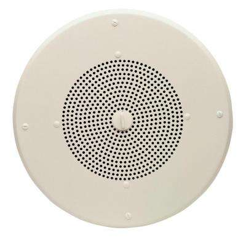 25/70-Volt 8 in. Clarity Ceiling Speaker