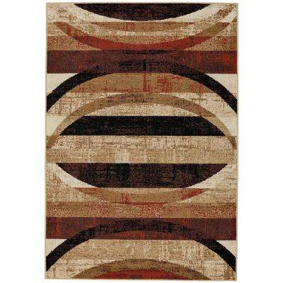 Bethel Arch Multi 5 ft. 2 in. x 7 ft. 6 in. Area Rug