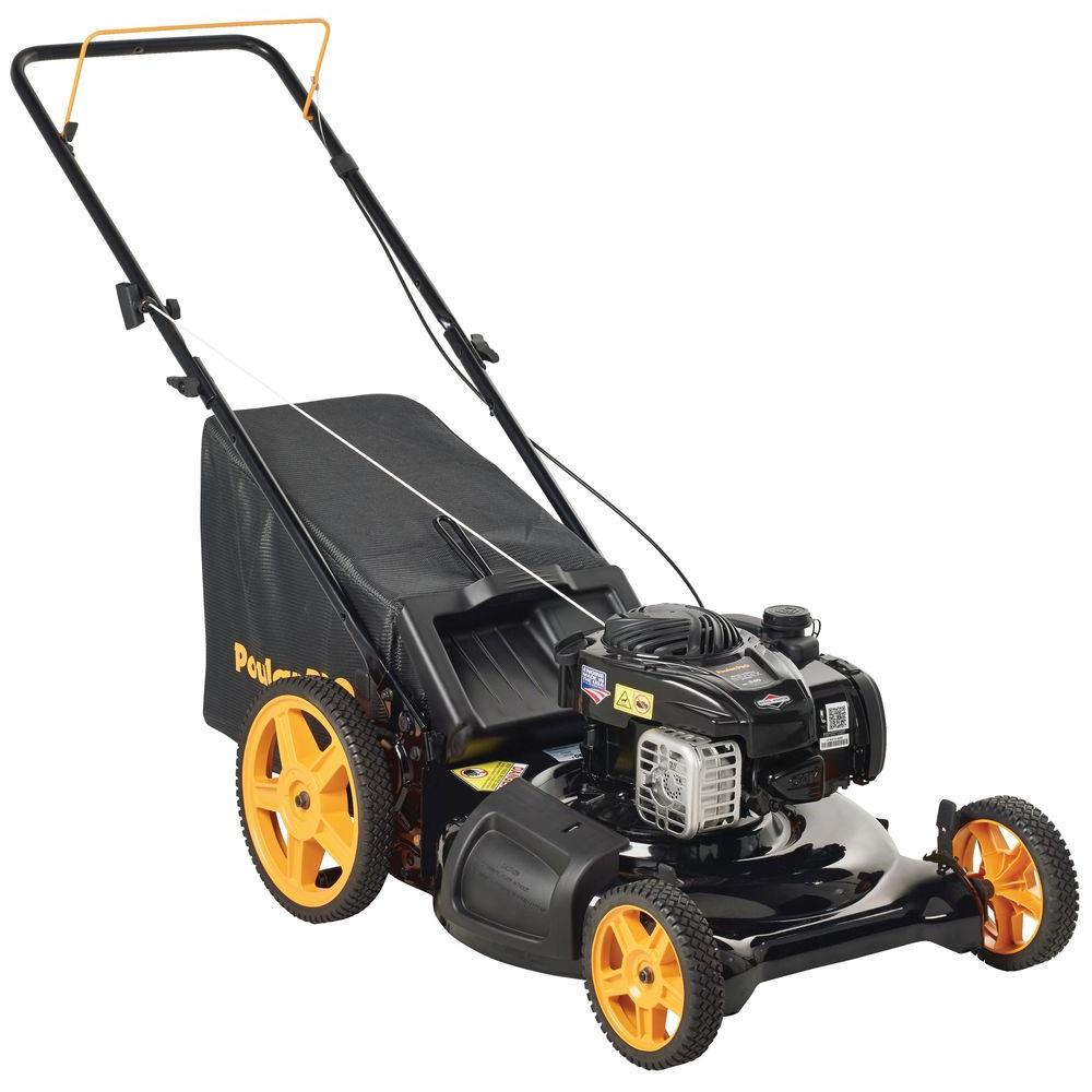 21 in. 140cc Briggs & Stratton 3-n-1 Gas Walk Behind Push