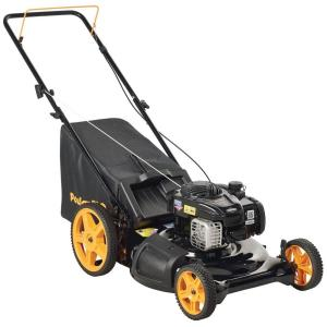 yard machines 21 in 163 cc ohv briggs and stratton gas walk behind