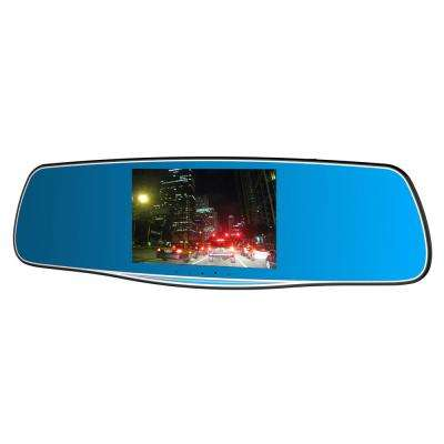 Dash Camera Dual Lens Full HD 1080p with Backup Camera, Impact Sensor for Traffic Accident Evidence and 16GB SD Card
