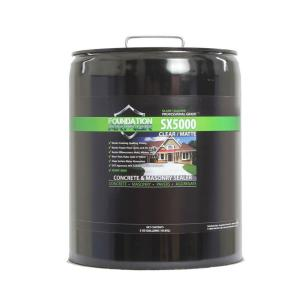 Foundation Armor 5 gal. Penetrating Solvent Based Silane Siloxane Concrete Sealer and... by Foundation Armor