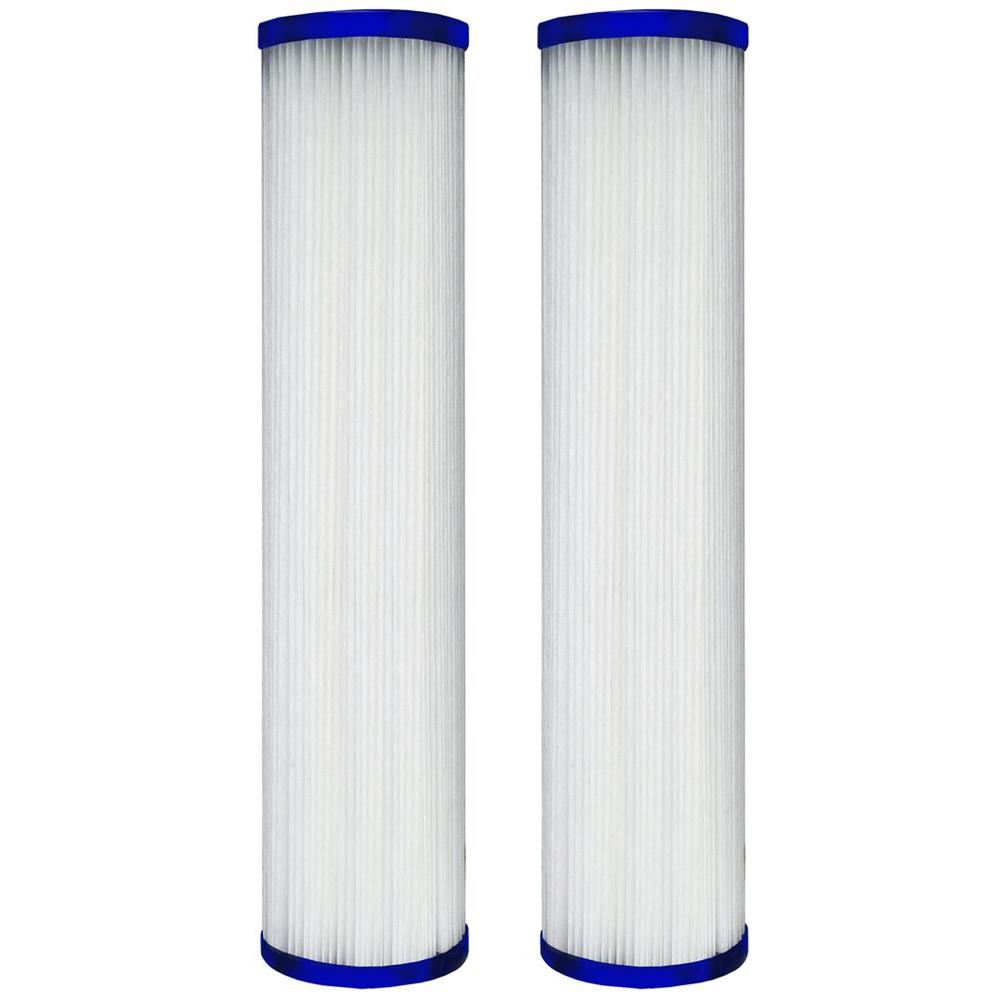 DuPont Pleated Poly Whole House Cartridge (2-Pack)