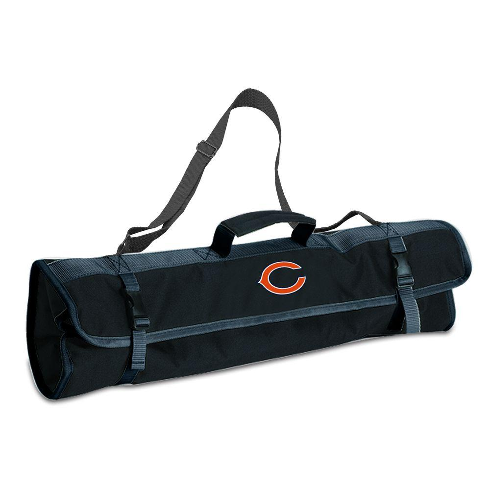 Chicago Bears 3-Piece BBQ Tote