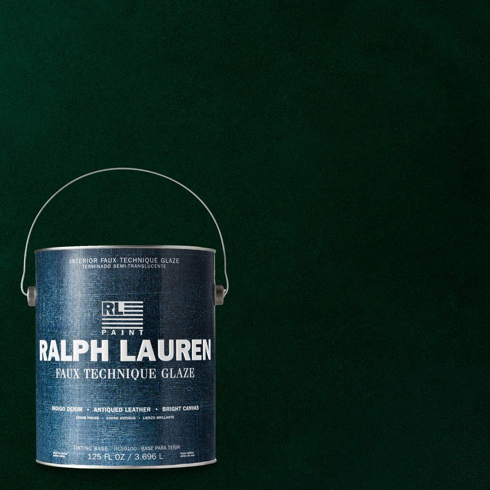 Ralph Lauren 1-gal. English Ivy Antique Leather Specialty Finish Interior Paint