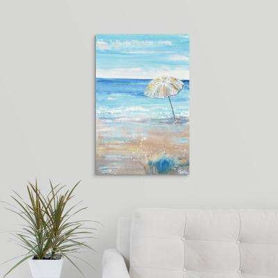 """Come Away with Me"" by Christine Krainock Canvas Wall Art"