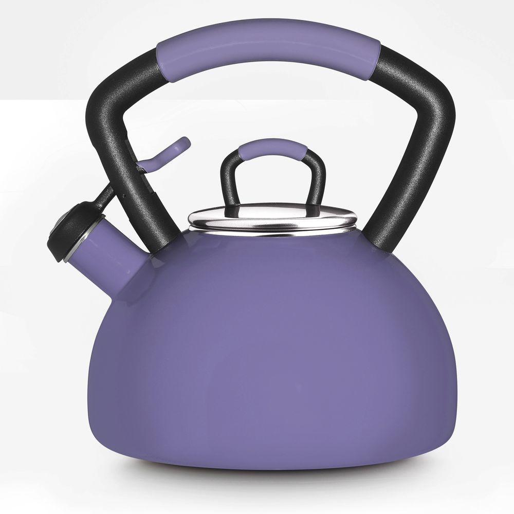 KitchenAid 9-Cup Tea Kettle in Purple-DISCONTINUED