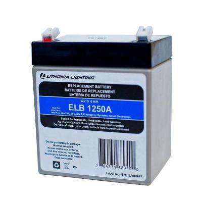 12-Volt 5 Amp Replacement Battery