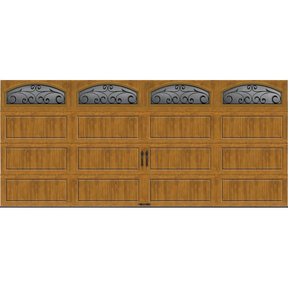 clopay faux wood garage doors. Gallery Collection 16 Ft. X 7 18.4 R-Value Intellicore Insulated Clopay Faux Wood Garage Doors