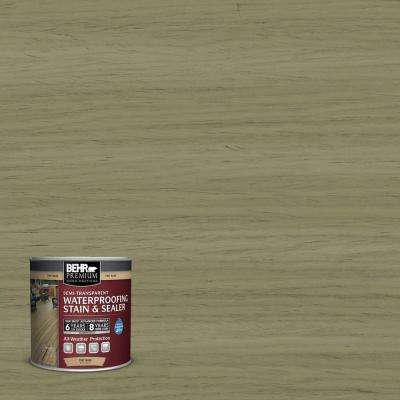 #ST-151 Sage Semi-Transparent Weatherproofing Wood Stain