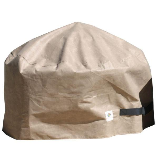 Duck Covers Elite 50 in. Round Fire Pit Cover
