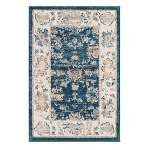 Tayse Rugs Peyton Navy 2 ft. x 3 ft. Accent Rug by Tayse Rugs