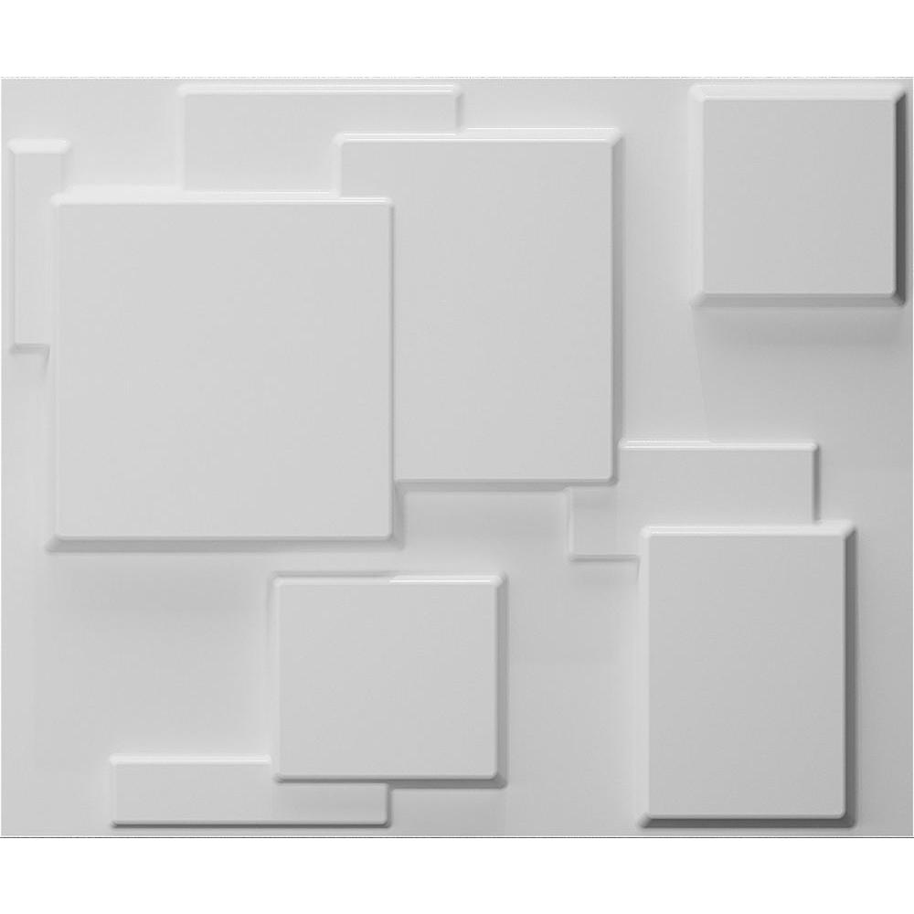 Threedwall 32 4 In X 21 6 1 Off White Plant