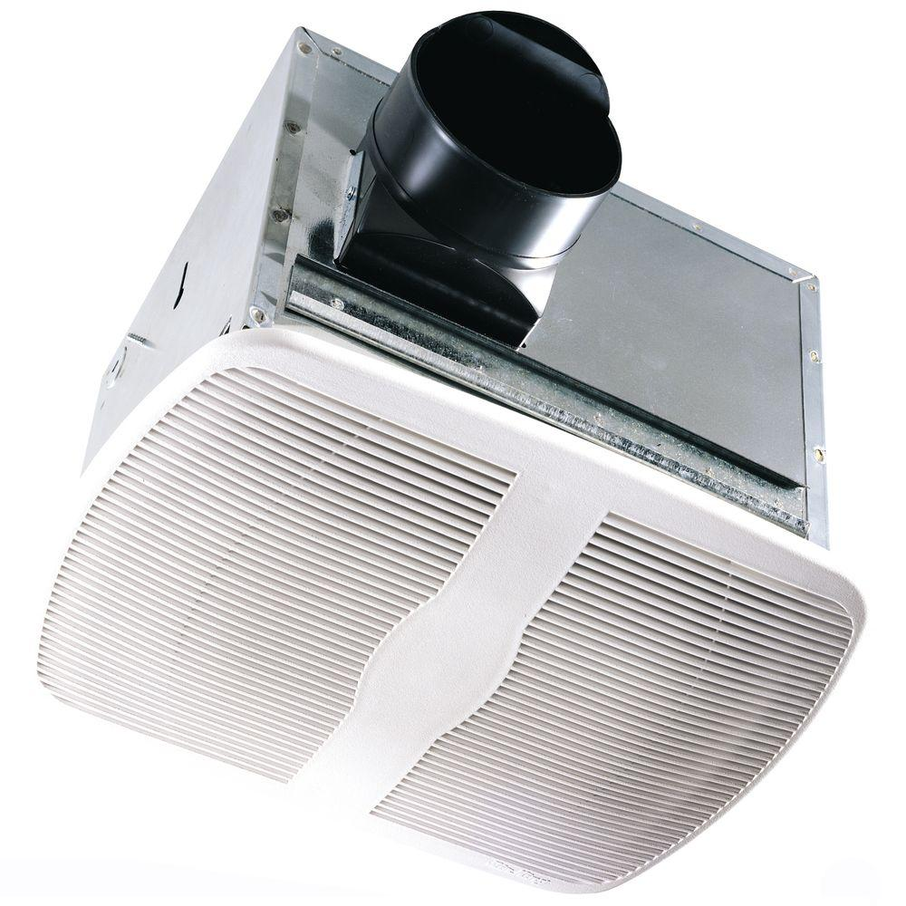 Fire Rated Exhaust Fans : Broan cfm room to exhaust fan the home depot