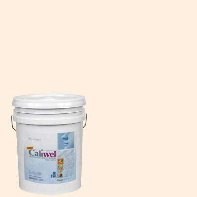 5 gal. Warm Hearth Beige Latex Premium Antimicrobial and Anti-Mold Interior Paint