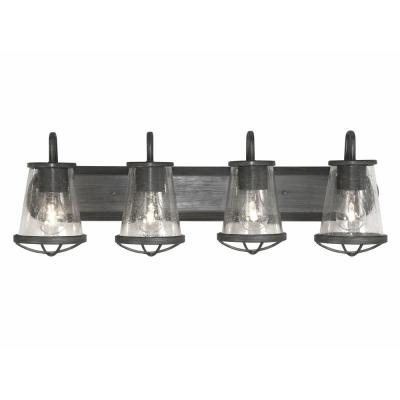 Farmhouse Vanity Lighting Lighting The Home Depot