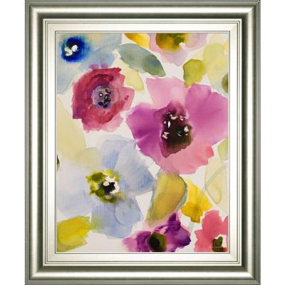 """22 in. x 26 in. """"Belle Luminaires I"""" by Lanie Loreth Framed Printed Wall Art"""