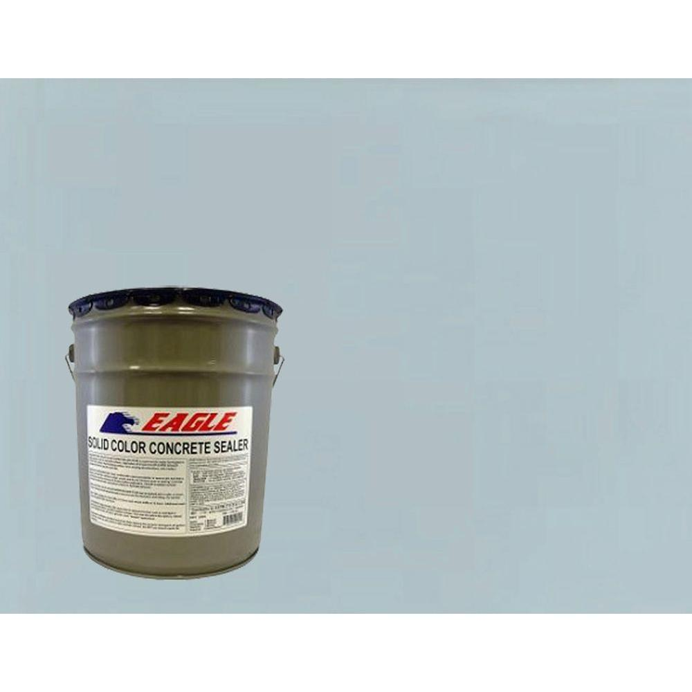 5 gal. Bay Breeze Solid Color Solvent Based Concrete Sealer
