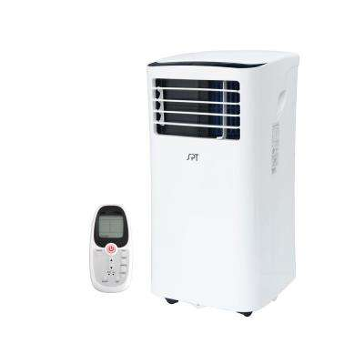 209 CFM 8,000 BTU 3-Speed Portable Air Conditioner for 250 sq. ft. with Dehumidifier