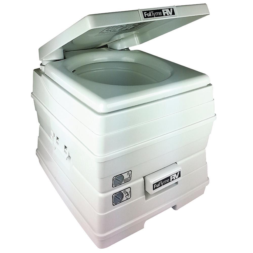 4.8 Gal. Portable Flush Toilet