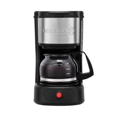 5 Cup Coffee Maker Black