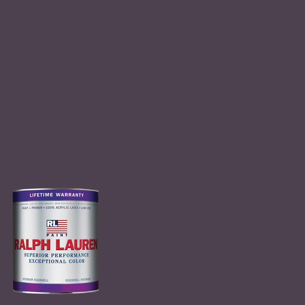 Ralph Lauren 1-qt. Gothic Violet Eggshell Interior Paint