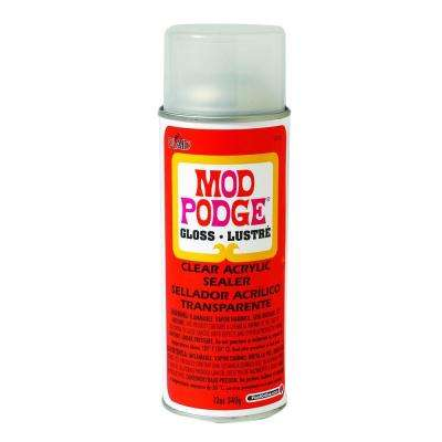 12-oz. Gloss Acrylic Sealer