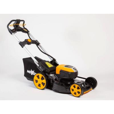 20 in. 82-Volt Cordless Self Propelled Variable Speed RWD Walk Behind Mower with 82-Volt 5.0 Ah Battery and Charger