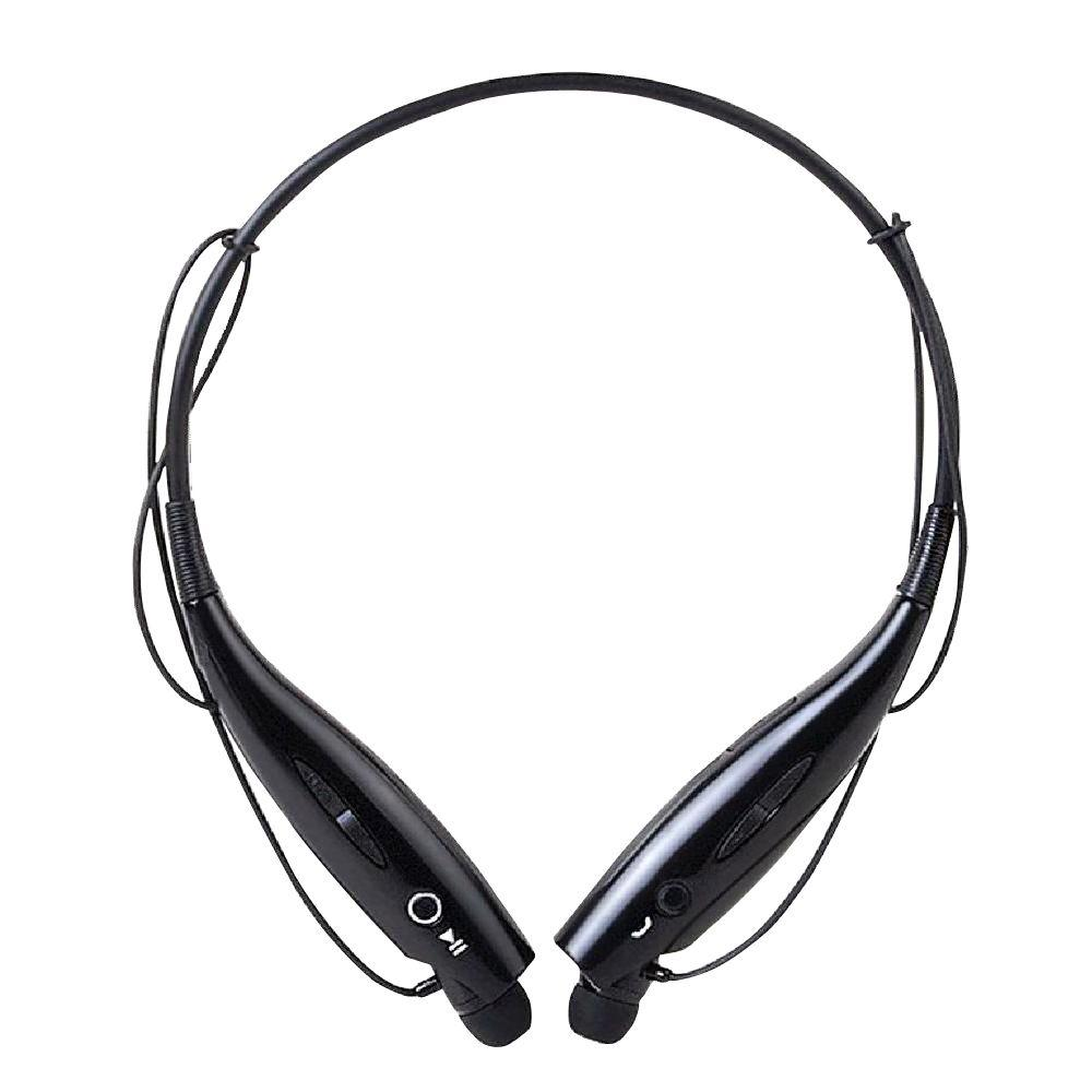 Bluetooth Behind the Neck Earbuds, Black