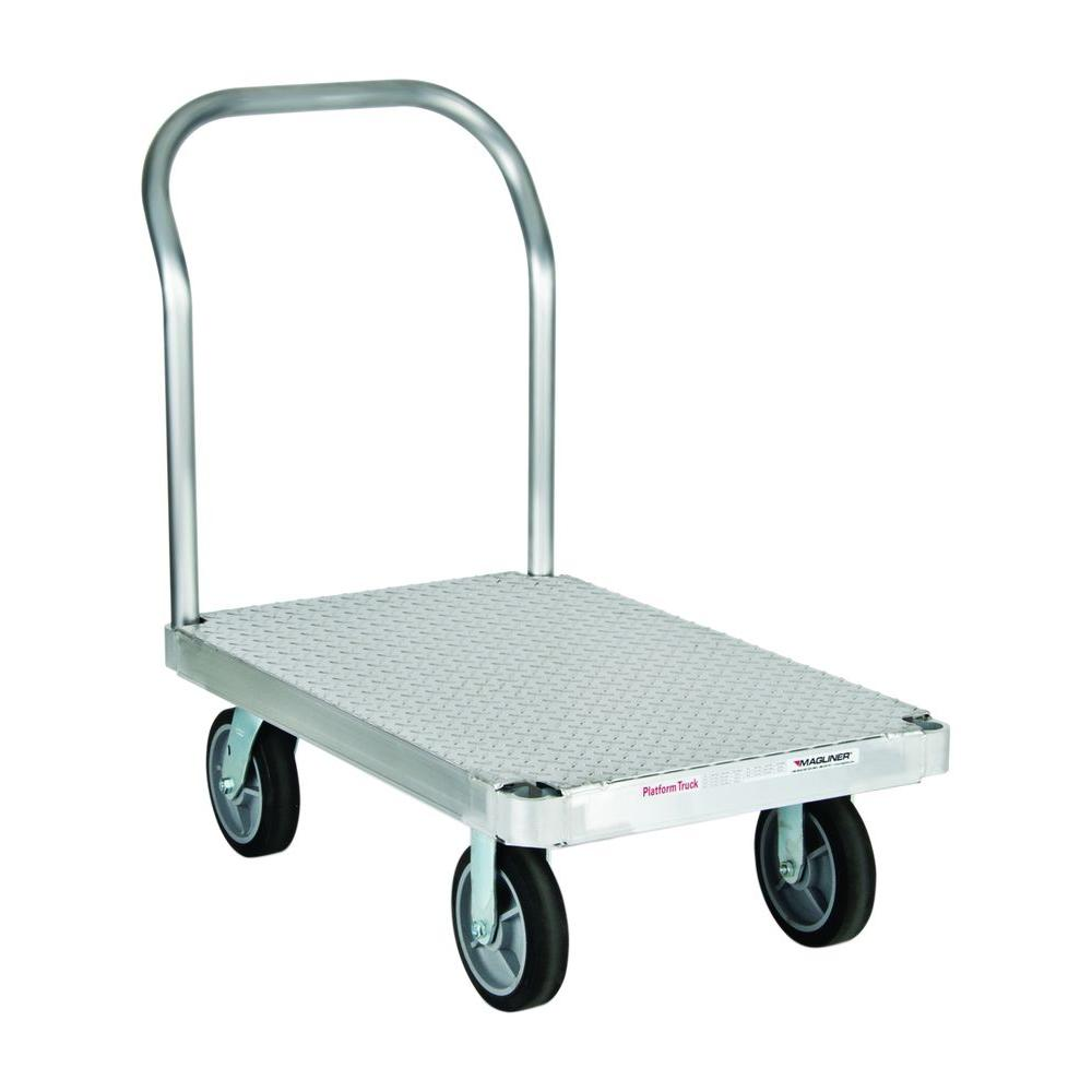 2,800 lb. Capacity 24 in. x 36 in. Tread Deck Aluminum