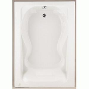 American Standard Cadet 5 ft. Acrylic Reversible Drain Bathtub in White by American Standard