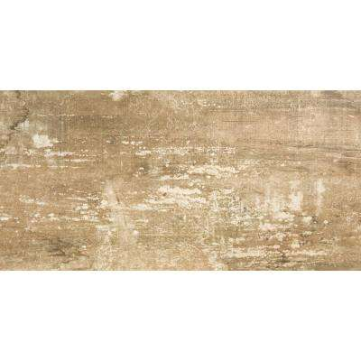 Ranch Lodge Matte 11.81 in. x 23.62 in. Porcelain Floor and Wall Tile (15.504 sq. ft. / case)