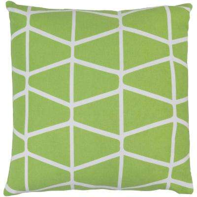 Lime Green Throw Pillows Home Decor The Home Depot