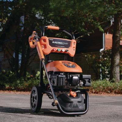 3100 PSI 2.5 GPM Electric Start Residential Pressure Washer Kit