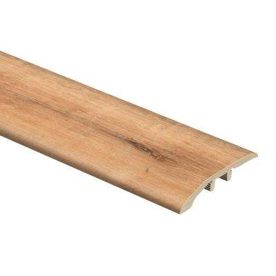 Fresh Oak 1/3 in. Thick x 1-13/16 in. Wide x 72 in. Length Vinyl Multi-Purpose Reducer Molding