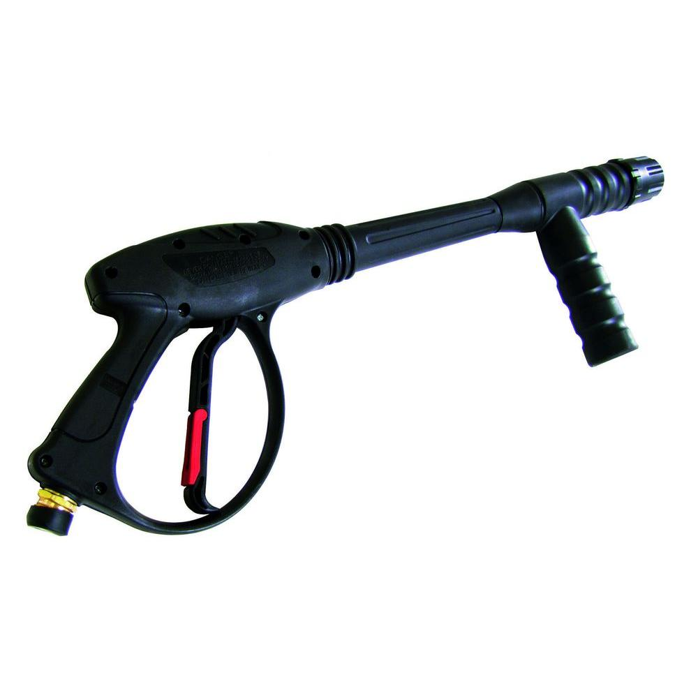 Pressure Washer Gun >> Dewalt 4500 Psi Spray Gun With Adaptor 80173 The Home Depot