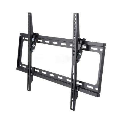 T013 Tilt Flat Panel Wall Mount Bracket for 32 in. - 65 in. TV up to 77 lbs. VESA, Black