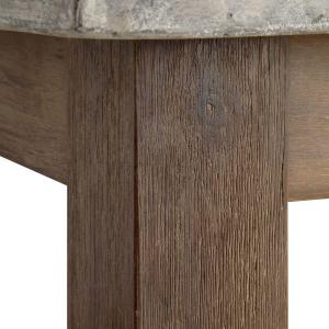 Internet #204716097. Home Styles Concrete Chic Weathered Brown Concrete Top End  Table
