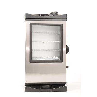 30 in. Digital Electric Smoker with Remote and Window