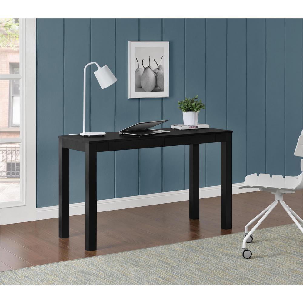 Altra Furniture Parsons XL Black Desk-9889496COM