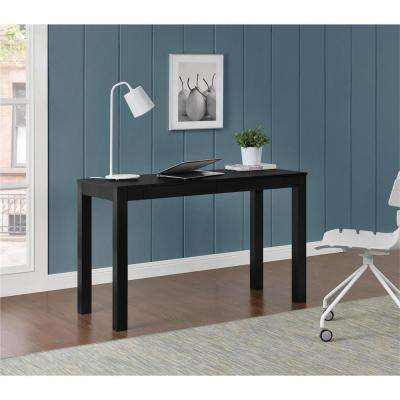 Parsons XL Black Desk